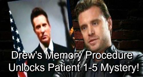 General Hospital Spoilers: Drew Finally Unlocks Patient 1-5 Mystery – Memory Procedure Change of Heart Sets Up Shocking Returns
