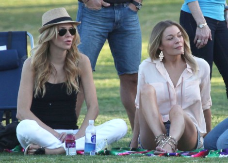 LeAnn Rimes 'Losing It' Over Revealing Attacks In Brandi Glanville's Book 0207