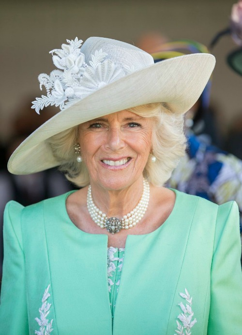 Camilla Parker-Bowles To Skip Princess Eugenie's Wedding