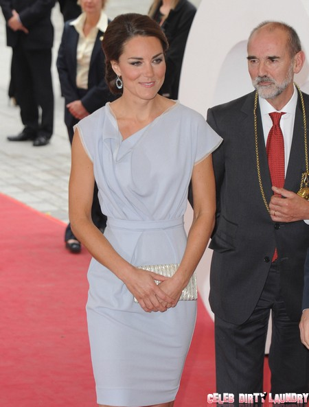 Finally Kate Middleton Is Pregnant After Second Honeymoon!