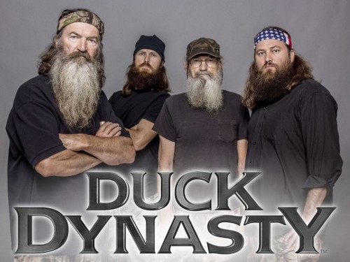 A&E Duck Dynasty Marathon During Christmas - It's All About The Money