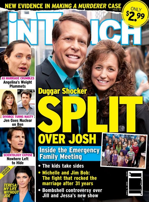 Jim Bob Duggar and Michelle Duggar Split - Divorce Over Josh Duggar – Anna Duggar Demands Payoff