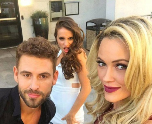 'The Bachelor' Nick Viall's Fiancee Vanessa Grimaldi Hated On The Set Of 'Dancing With The Stars?'