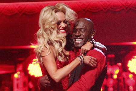 Donald Driver Dancing With The Stars Samba Performance Video 5/14/12