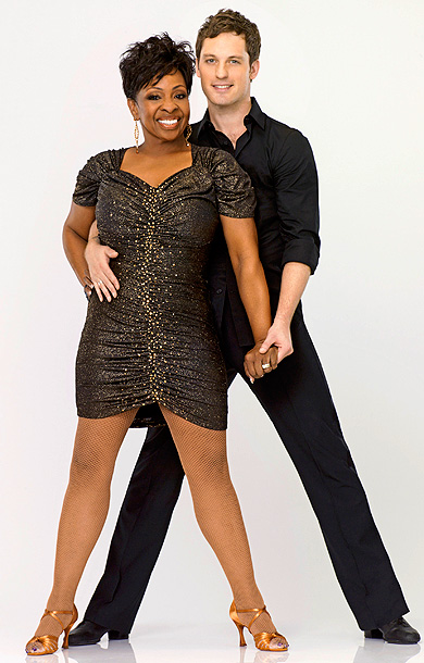 Gladys Knight Dancing With The Stars Quickstep Performance Video 3/26/12