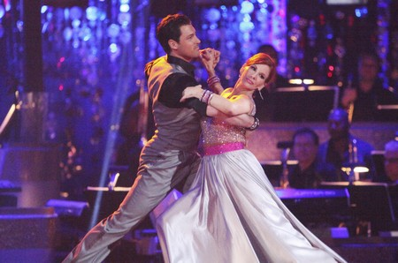 Melissa Gilbert Dancing With The Stars Salsa Performance Video 4/16/12