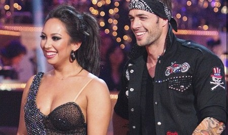William Levy Dancing With The Stars Foxtrot Performance Video 5/7/12