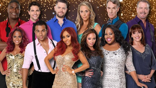 Dancing with the Stars Season 17 Full Cast and Pairings