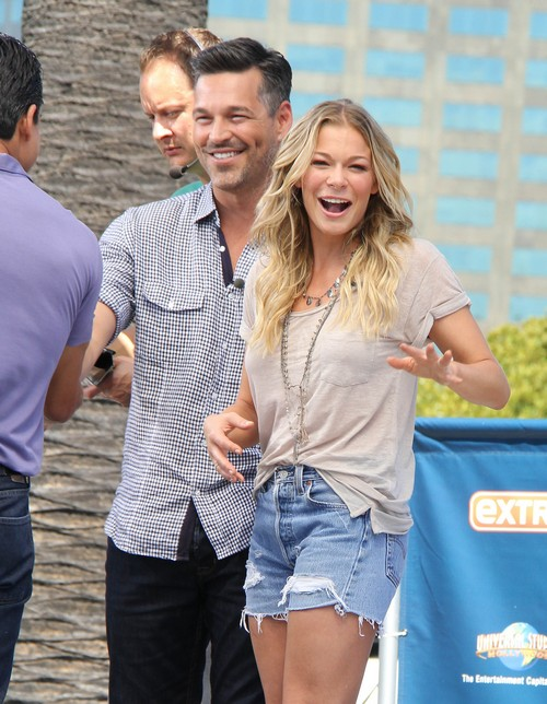 Eddie Cibrian Hiding Vasectomy Secret from LeAnn Rimes: Hubby Can't Get Her Pregnant!