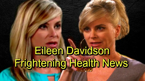 The Young and the Restless Spoilers: Eileen Davidson's Frightening Health News - Fans Worried, Urging Swift Treatment