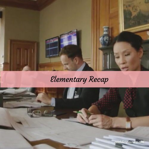 "Elementary Recap 4/30/17: Season 5 Episode 21 ""Fly Into a Rage, Make a Bad Landing"""