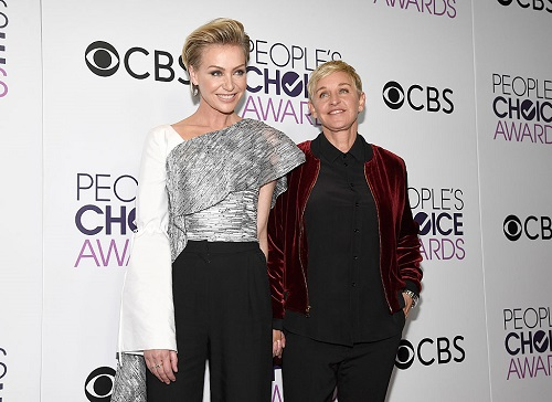 Ellen DeGeneres Seen Smiling Not Wearing Wedding Ring Amid Divorce