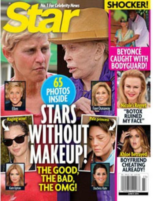 Ellen DeGeneres and Portia de Rossi Break-up and Divorce Despite More and Plastic Surgery? (PHOTO)