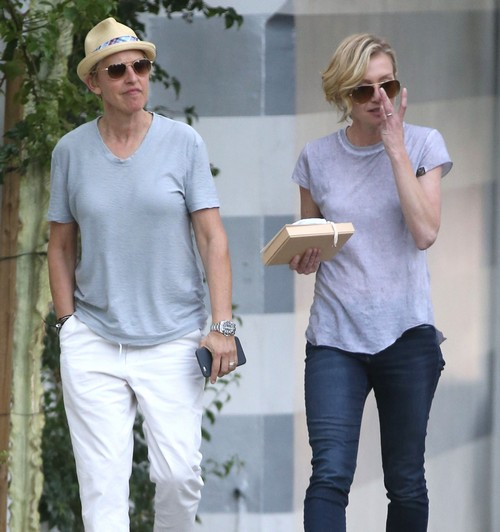 Ellen DeGeneres Separation: Portia de Rossi Living Apart After Wife Chose Plastic Surgery Over Renewing Wedding Vows?