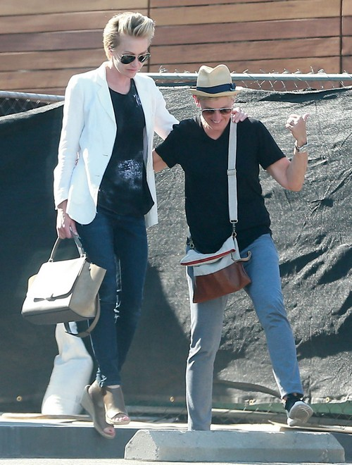 Ellen DeGeneres, Portia de Rossi Divorce Update: Contived Baby Chat On Television To Distract From Rumors