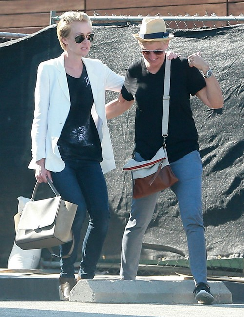 Ellen DeGeneres Divorce: Worried Portia de Rossi Will Fall Off Wagon On New Years - Threatens 'Scandal' Star With Split?
