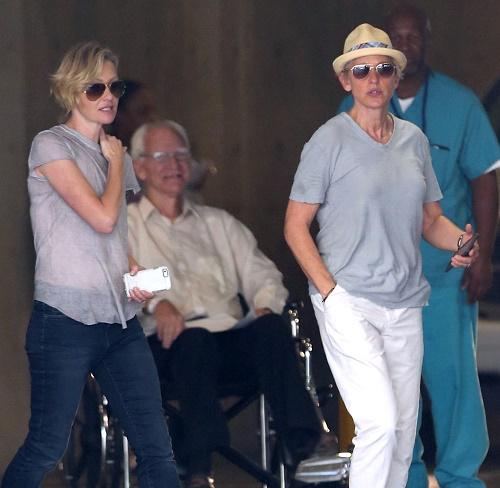 Ellen DeGeneres, Portia de Rossi Divorce: Ellen Promises To Quit Show Business, Move to Australia to Save Marriage?