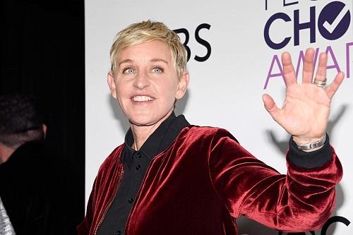 Ellen DeGeneres Spotted With Mystery Woman Amid Portia de Rossi Divorce Rumors