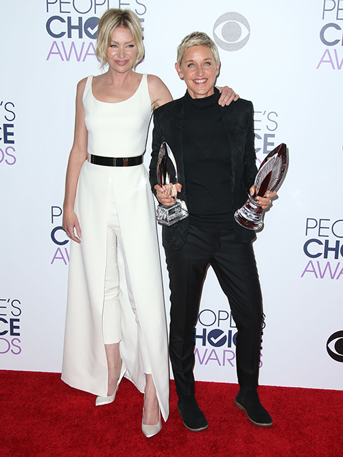 Ellen DeGeneres Divorce: Ellen's Cancer Battle Stalls Portia De Rossi Split - Scary Health Crisis Brings Them Together?