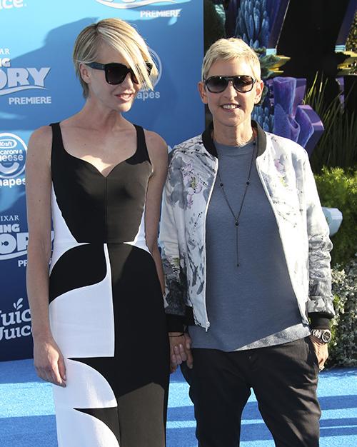Ellen DeGeneres And Portia De Rossi Divorce: Portia Leaving Wife So She Can Have Kids?