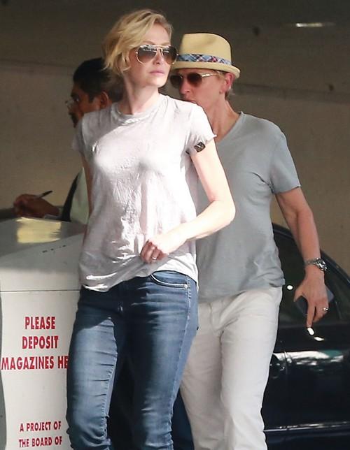Ellen DeGeneres and Portia de Rossi Signing Post-Nuptial Agreement: Prevents Divorce?