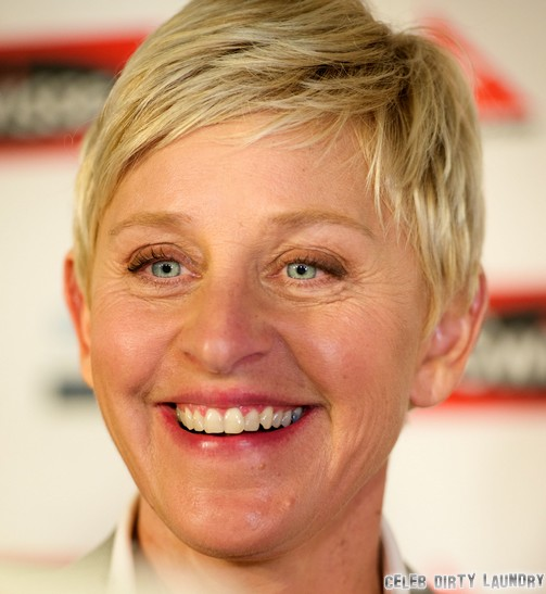 Ellen Degeneres Hates Children and Refuses To Let Them Inside Her Home - Report