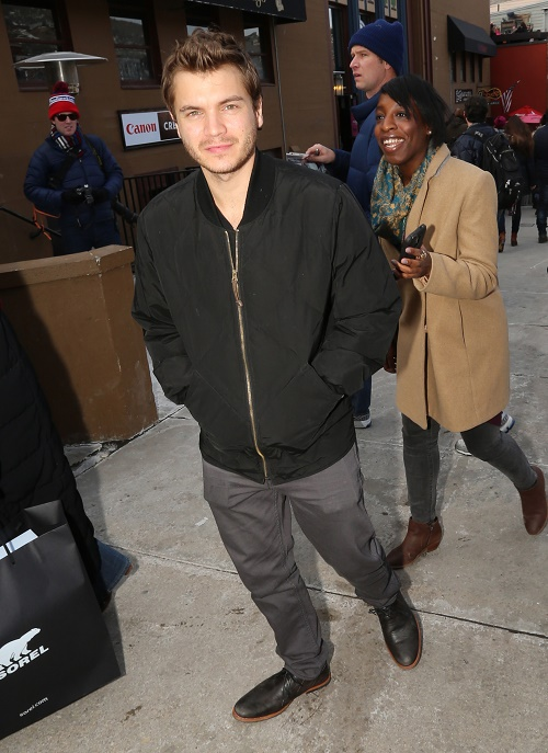 Emile Hirsch Assault Charges: Choked Female Paramount Executive Daniele Bernfeld At Sundance Film Festival!