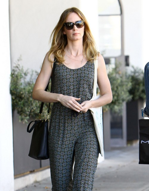 Amy Pascal Worried Emily Blunt Anorexic - Sony Email Hack (PHOTOS)
