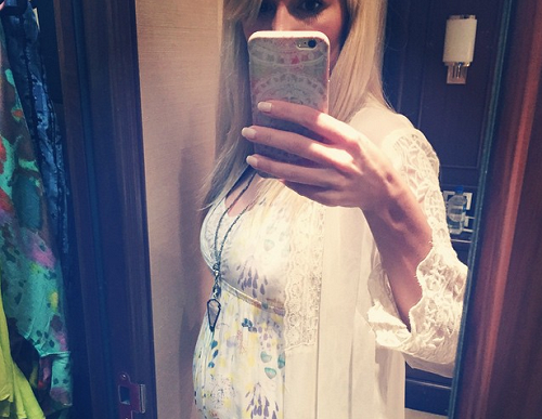 Emily Maynard Pregnant: Baby Bump Reveal On Instagram - Former Bachelorette Expecting Child With Hubby Tyler Johnson! (PHOTO)