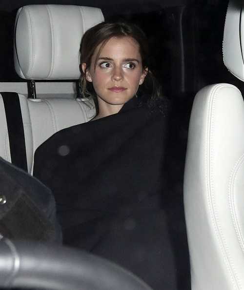 Emma Watson's Diva Attitude: Refuses To Take Photos With Fans