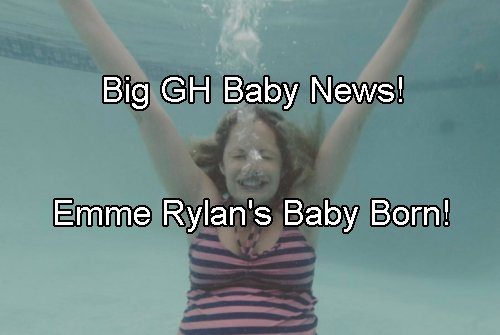 General Hospital Spoilers: Emme Rylan's Baby Girl Born - Don Money Shares Updates From Hospital