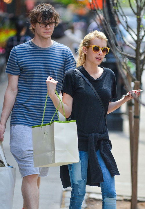 Emma Roberts and Evan Peters Breakup: Engagement Called Off - Couldn't Cope With Physical Abuse?