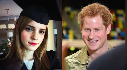 Prince Harry Dating Emma Watson - Rumors of a Possible Romance!