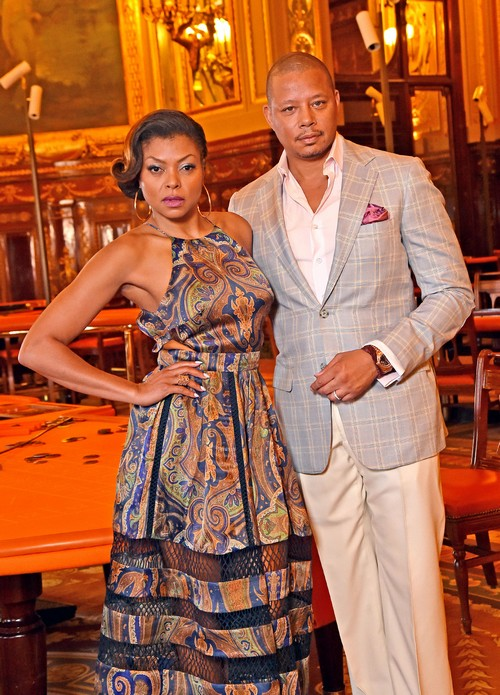 Taraji P. Henson Humiliated: Kelvin Hayden Cheating With At Least Two Other Women on Empire Star