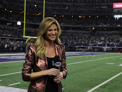 Erin Andrews Reveals Secret Battle With Cervical Cancer: 'Dancing With The Stars' Host Kept Friends And Family In Dark?