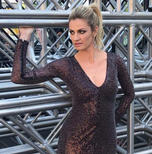 Dancing With The Stars Host Erin Andrews Opens Up About Cancer Diagnosis And Pregnancy Struggles