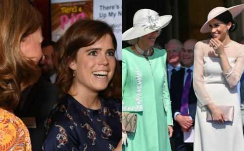 Meghan Markle and Princess Eugenie Spark Friendship: Forming Bond Ahead of Royal Wedding