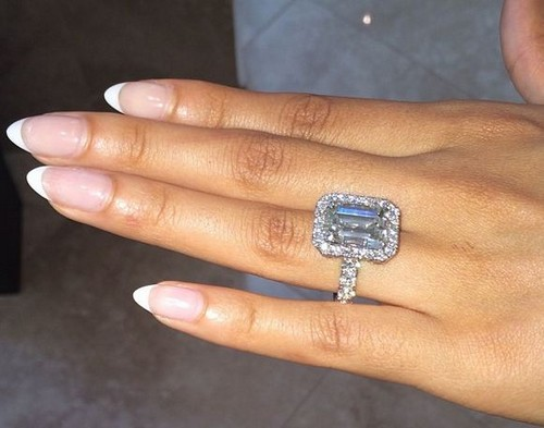 Evelyn Lozada Engaged To Carl Crawford: See Engagement Ring! (PHOTO)