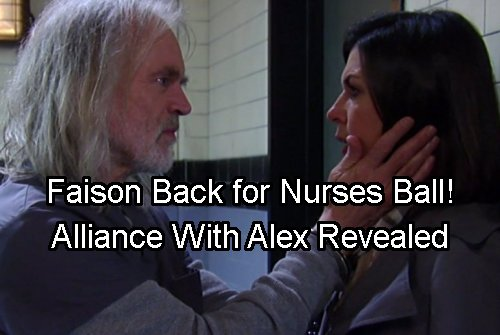 General Hospital Spoilers: Faison Returns for Nurse's Ball – Helena Dead, Constance Towers Back Only for Flashbacks