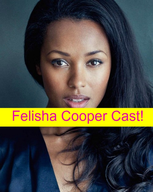 The Bold and the Beautiful Spoilers: Felisha Cooper Hired on B&B - New Character Cast?