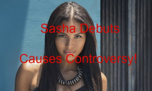 The Bold and The Beautiful (B&B) Spoilers: Nicole's BFF Sasha Arrives and Causes Controversy - Watch Out!