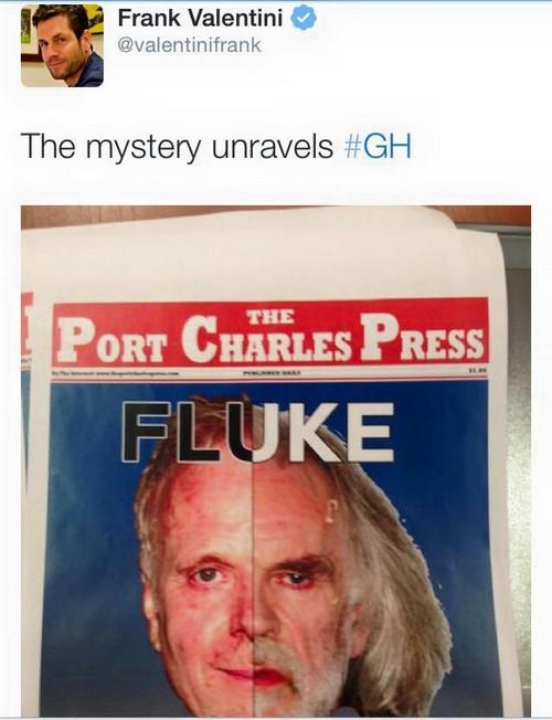 General Hospital Spoilers: Fingerprints and Bones Evidence - Fluke An Impostor or Luke Spencer Brainwashed By Helena?