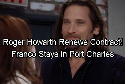 General Hospital Spoilers: Roger Howarth Not Leaving GH – Signs New Contract