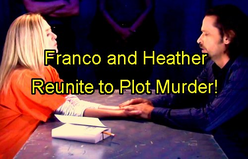 'General Hospital' Spoilers: Heather and Franco Conspire to Murder Tom, Save Liz from Rapistfranco1