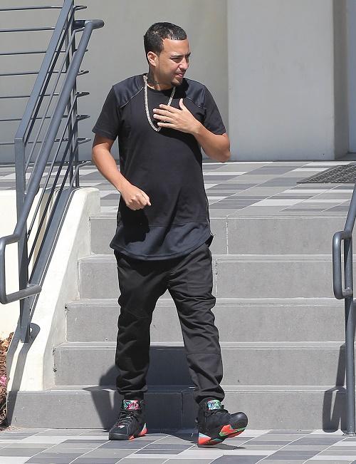 French Montana Takes Advantage Of Khloe Kardashian: Using KUWTK Star To Sell New Album, Kim Kardashian Wants Him Dumped ASAP
