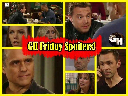 'General Hospital' Spoilers: Nelle Threatens Sonny - Jason and Curtis Get Dirty – Lulu Confronts Valentin - Julian Gets His Way