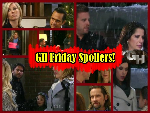 'General Hospital' Spoilers: New Mob Threatens Julian's Children - Valentin Invites Lulu and Anna for Christmas