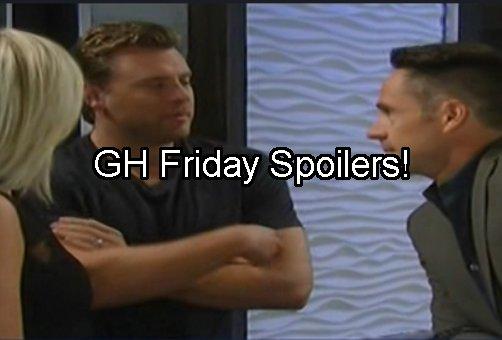 General Hospital Spoilers: Sonny Calls Off Julian Kill – Kiki Makes a Choice - Boozy Alexis in Crisis – TJ Confronts Morgan
