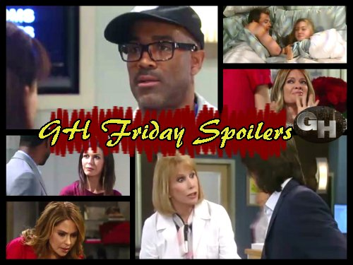 General Hospital Spoilers: James DePaiva Debuts As Sam's Doc - Obrecht Grills Curtis - Andre Woos Anna - Nina Reconsiders