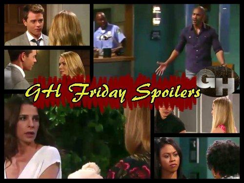 General Hospital Spoilers: Stella Humiliates Jordan - Jason Saves Sonny - Josslyn Parties With Trina - Michael Romances Nelle